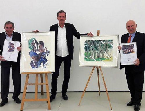 Wilhelm-Kaufmann-Preisverleihung 2014 bis 2018: Wir danken und gratulieren!