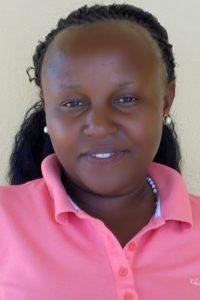 Veridiana Sozialarbeiterin Upendo Home