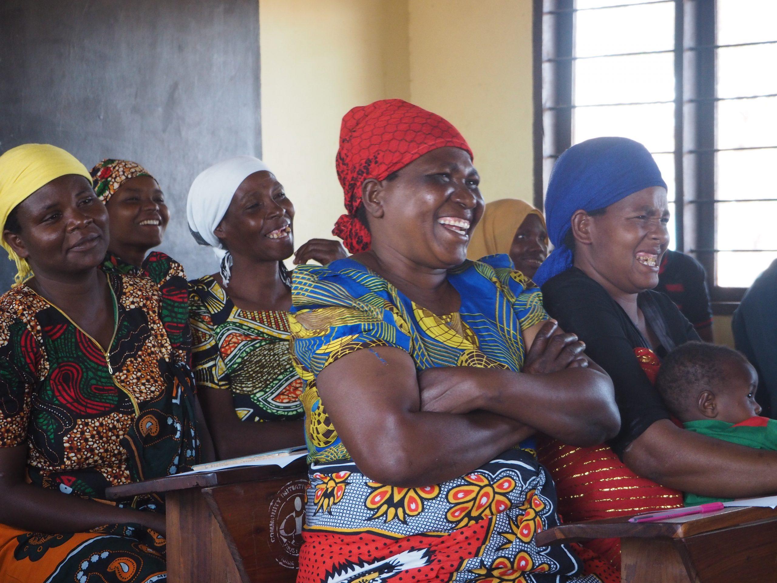 Frauen in Mjura